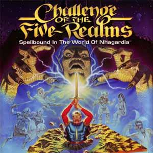 Comprar Challenge of the Five Realms Spellbound in the World of Nhagardia CD Key Comparar Precios