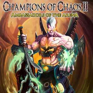 Comprar Champions Of Chaos 2 CD Key Comparar Precios
