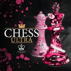 Chess Ultra X Purling London Mr. Jiver Art Chess