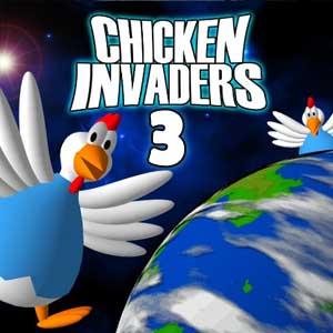 Comprar Chicken Invaders 3 CD Key Comparar Precios