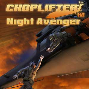 Comprar Choplifter HD Night Avenger Chopper CD Key Comparar Precios