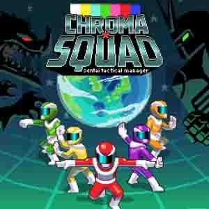 Comprar Chroma Squad CD Key Comparar Precios