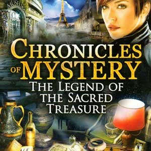 Chronicles of Mystery The Legend of the Sacred Treasure
