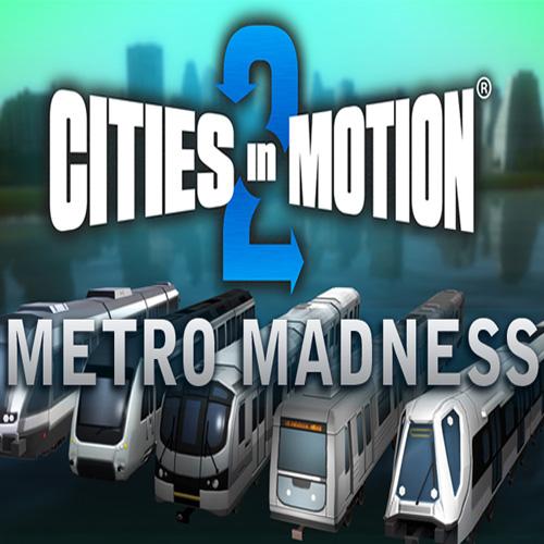 Comprar Cities in Motion 2 Metro Madness CD Key Comparar Precios