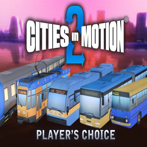 Comprar Cities In Motion 2 Players Choice Vehicle Pack CD Key Comparar Precios
