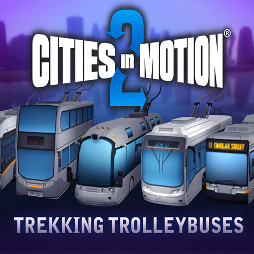 Comprar Cities in Motion 2 Trekking Trolleys CD Key Comparar Precios