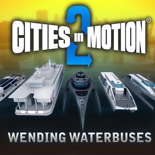 Comprar Cities in Motion 2 Wending Waterbuses CD Key Comparar Precios