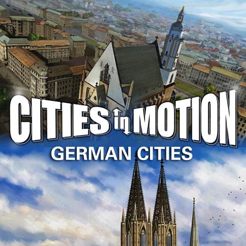 Comprar Cities in Motion German Cities CD Key Comparar Precios
