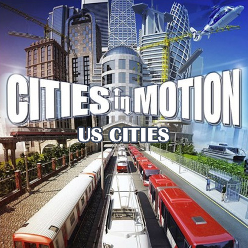 Comprar Cities in Motion US Cities CD Key Comparar Precios