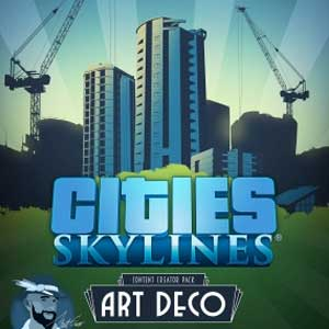 Comprar Cities Skylines Content Creator Pack Art Deco CD Key Comparar Precios