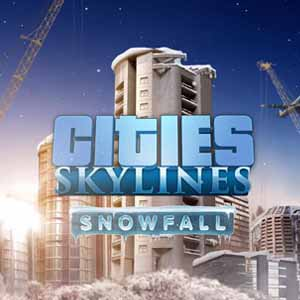 Comprar Cities Skylines Snowfall CD Key Comparar Precios