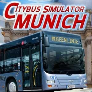 Comprar City Bus Simulator Munich CD Key Comparar Precios