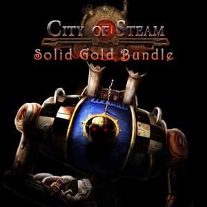 Comprar City of Steam Solid Gold Bundle CD Key Comparar Precios