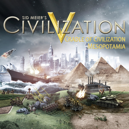 Comprar Civilization 5 Cradle of Civilization Mesopotamia CD Key Comparar Precios