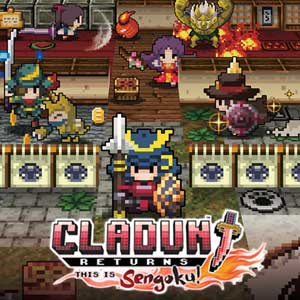 Comprar Cladun Returns This is Sengoku PS4 Code Comparar Precios