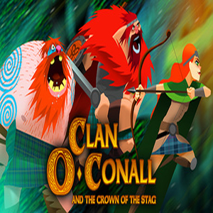Clan OConall and the Crown of the Stag