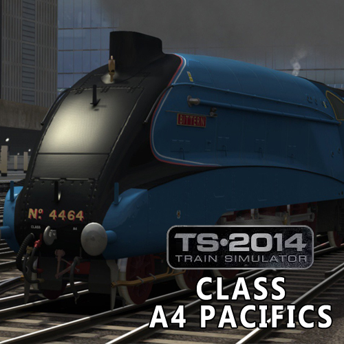 Comprar Train Simulator Class A4 Pacifics CD Key Comparar Precios