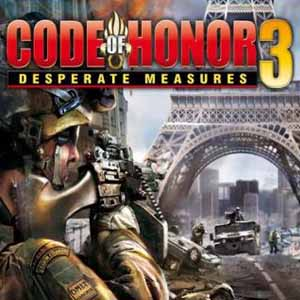 Comprar Code of Honor 3 Desperate Measures CD Key Comparar Precios