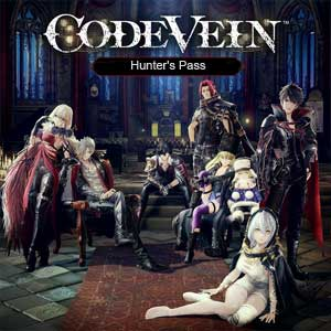 Comprar Code Vein Hunter