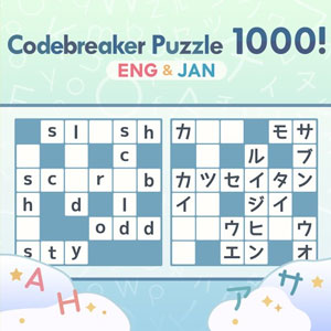 Codebreaker Puzzle 1000 ENG & JAN