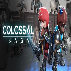 Colossal Saga