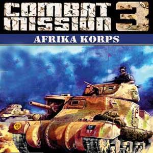 Comprar Combat Mission Afrika Korps CD Key Comparar Precios