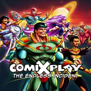 Comprar ComixPlay #1 The Endless Incident CD Key Comparar Precios