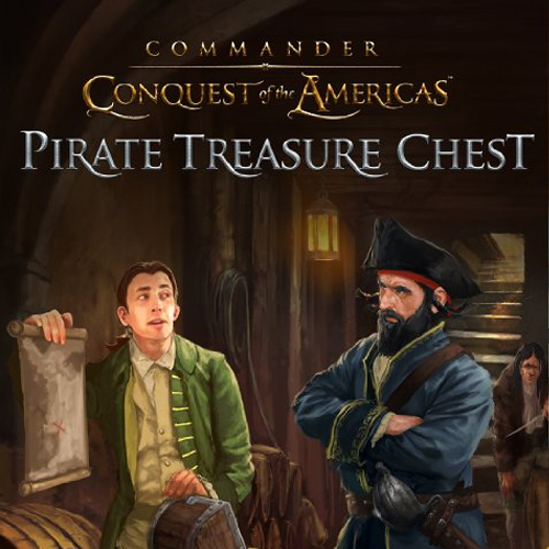 Comprar Commander Conquest of the Americas Pirate Treasure Chest CD Key Comparar Precios