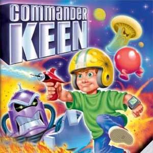 Comprar Commander Keen CD Key Comparar Precios