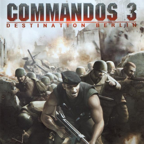 Comprar Commandos 3 Destination Berlin CD Key Comparar Precios