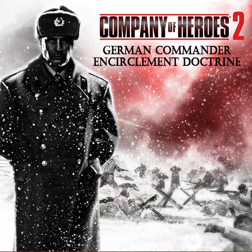Comprar Company of Heroes 2 German Commander Encirclement Doctrine CD Key Comparar Precios