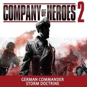 Comprar Company of Heroes 2 German Commander Storm Doctrine CD Key Comparar Precios