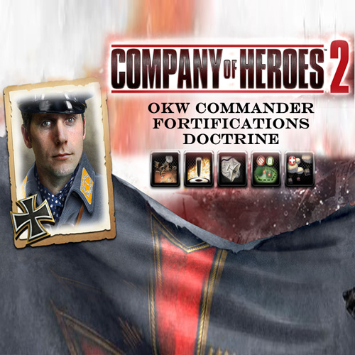 Comprar Company Of Heroes 2 OKW Commander Fortifications Doctrine CD Key Comparar Precios