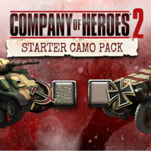 Company of Heroes 2 Starter Camo