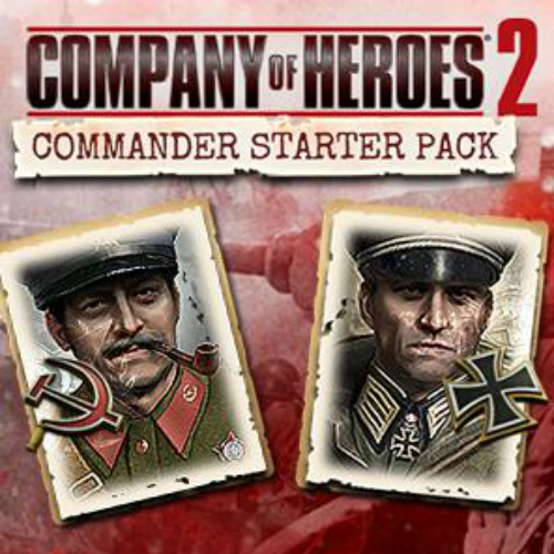 Company of Heroes 2 Starter Commander