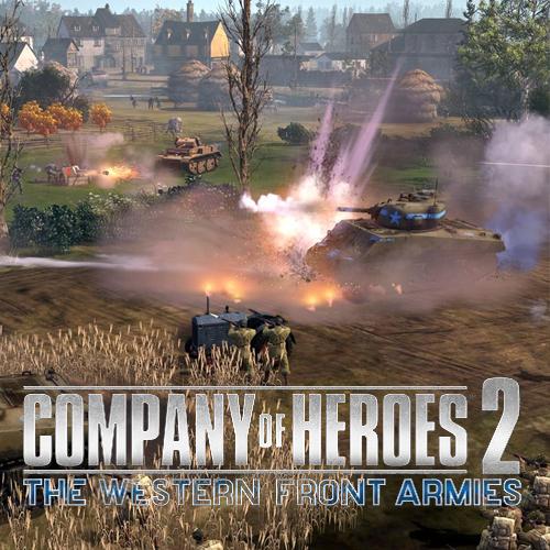 Comprar Company of Heroes 2 The Western Front Armies CD Key Comparar Precios