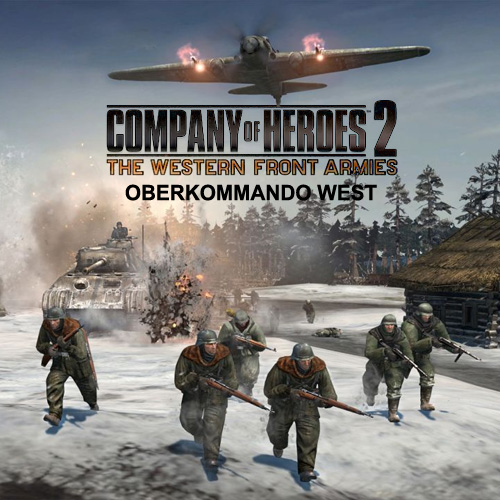 Comprar Company of Heroes 2 The Western Front Armies Oberkommando West CD Key Comparar Precios