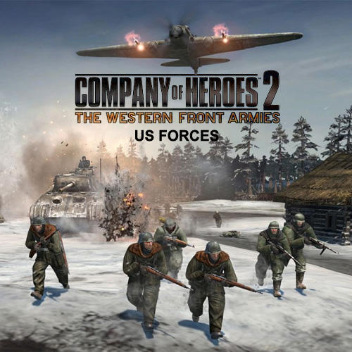 Comprar Company of Heroes 2 The Western Front Armies US Forces CD Key Comparar Precios