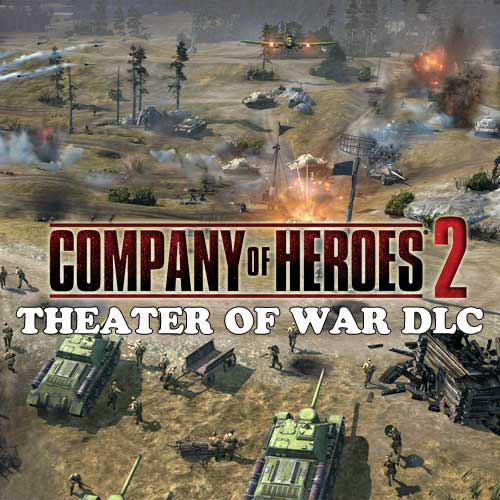 Descargar Company of Heroes 2 Theater of War - key PC Steam