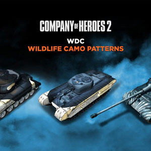 Comprar Company of Heroes 2 Whale and Dolphin Pattern Pack CD Key Comparar Precios