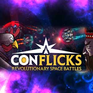 Comprar Conflicks Revolutionary Space Battles CD Key Comparar Precios