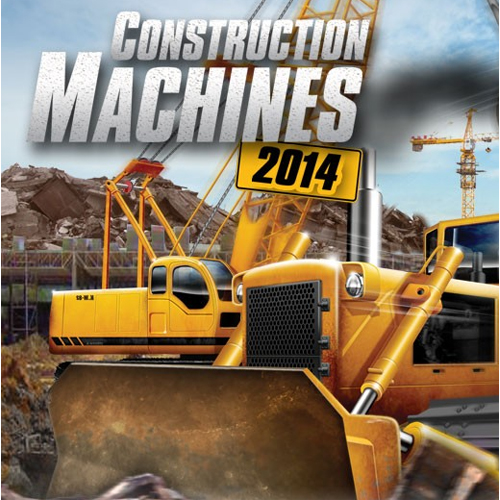 Comprar Construction Machines 2014 CD Key Comparar Precios