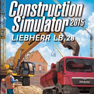 Comprar Construction Simulator 2015 Liebherr LB 28 CD Key Comparar Precios