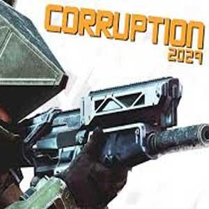 Comprar Corruption 2029 CD Key Comparar Precios