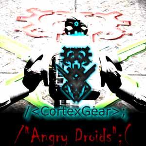 Comprar CortexGear AngryDroids CD Key Comparar Precios