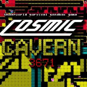 Comprar Cosmic Cavern 3671 CD Key Comparar Precios