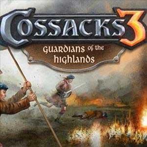 Comprar Cossacks 3 Guardians of the Highlands CD Key Comparar Precios