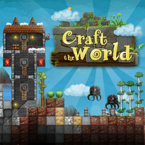Descargar Craft The World - PC key Steam