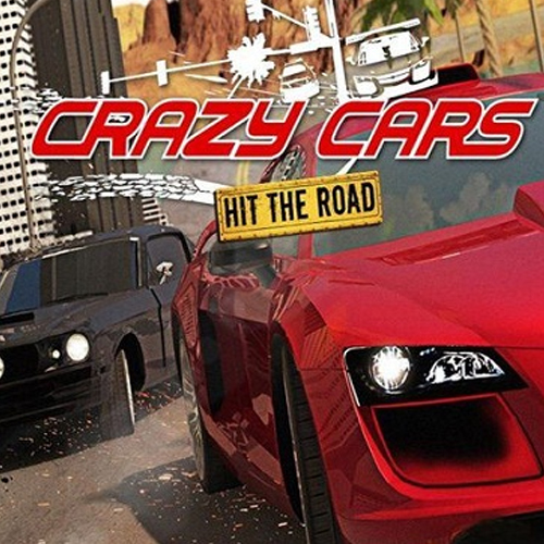 Comprar Crazy Cars Hit the Road CD Key Comparar Precios