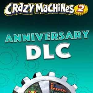 Comprar Crazy Machines 2 Anniversary CD Key Comparar Precios